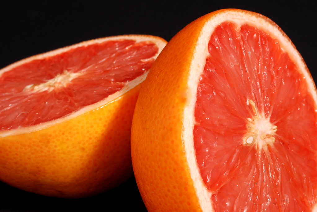 grapefruit effect