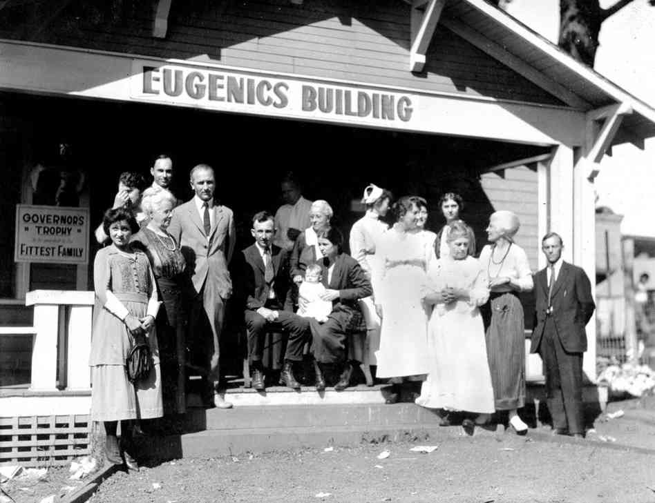 american eugenics movement