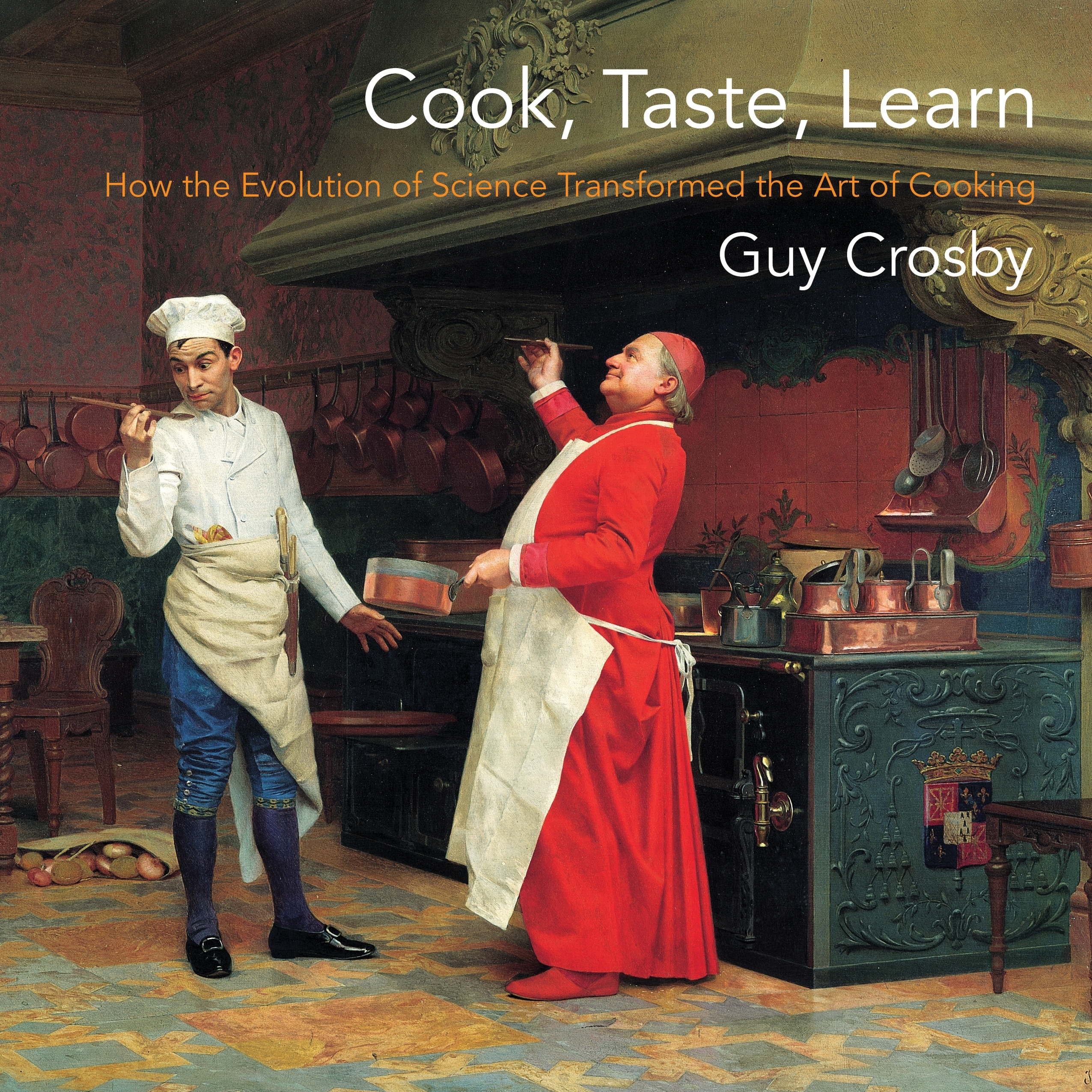 Cook, Taste, Learn book cover